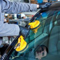 Lambert's Auto Glass - windshield install